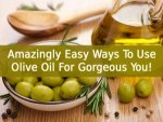 Amazingly Easy Ways To Use Olive Oil For A Gorgeous You
