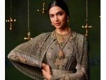 Deepika Padukone In Sabyasachi For Tanishq Jewellery Campaign