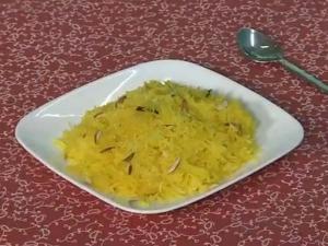 Easy Sweet Rice Recipe For Navratri Video