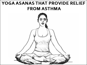 Yoga Asanas For Asthma