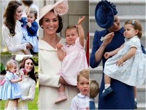 Princess Charlotte Dresses You Can Copy For Your Baby