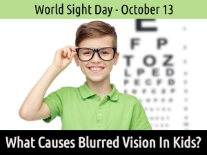 Why Lazy Eye Or Amblyopia In Children Is A Concern