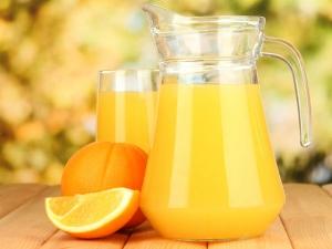 Ten Benefits Of Drinking Orange Juice Daily