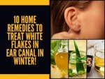 Home Remedies To Treat White Flakes In Ear Canal In Winter