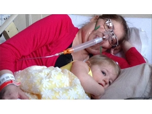 Woman Who Survived Without Lungs For Seven Days