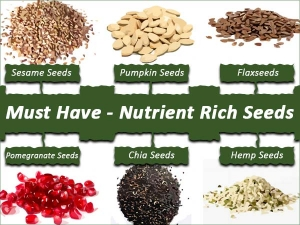 Nutrient Rich Seeds That You Need To Include In Your Diet