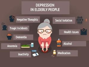 Depression In Elderly People