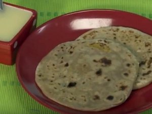 Puran Poli Recipe For Sankranti Video