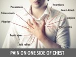 Pain On One Side Of Chest