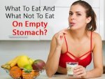 What To Eat On An Empty Stomach