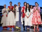 Ka Sha For Lakme Fashion Week Summer Resort