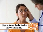 Signs Your Body Lacks In Vitamin B