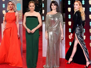 Best Dressed Bafta Awards