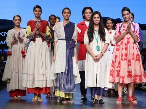 Ka Sha For Lakme Fashion Week Summer Resort