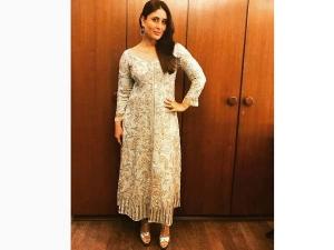 Kareena Kapoor Wearing Manish Malhotra