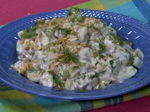 Quick Banana Salad For Shivratri Vrat Recipe