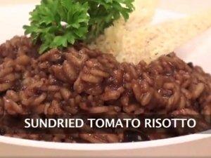 Sundried Tomato Risotto Recipe