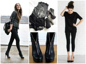 Rules To Keep In Mind Whhile Working With Black Outfits