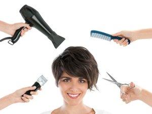 Tricks To Deal With Combination Hair
