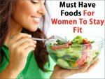 Foods Women Must Include In Their Diet Vitamins Minerals