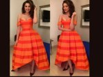 Parineeti Chopra Wearing Avaro Figlio Dress For Ht Awards
