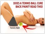 Try The Tennis Ball Remedy