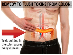 Flush Toxins From Your Colon
