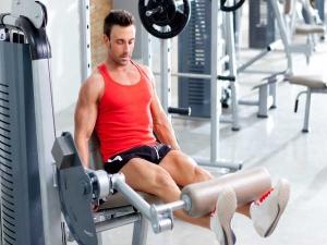 Men Hit The Gym For Better Bone Health