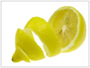 How Lemon Peel Kills Pain