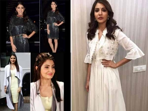 Anushka Sharma Style Book From Phillauri Promotions