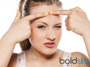 9 Effective Home Remedies Forehead Acne