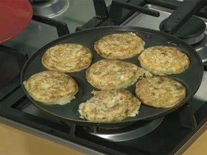 Simple And Quick Semolina Pancake