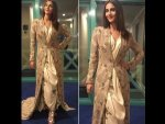 Vaani Kapoor Wearing Anamika Khanna