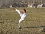 He Does Not Have Arms But Is A Cricketer