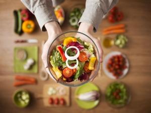 Healthy Food Men Diet