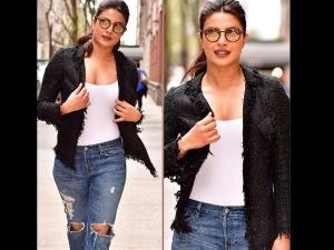 Priyanka Chopra Latest Street Style Lookbooks