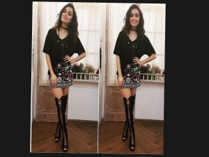 Shraddha Kapoor Turns Punk Rocker Chick