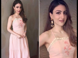 Soha Ali Khan At The Launch Of UClean