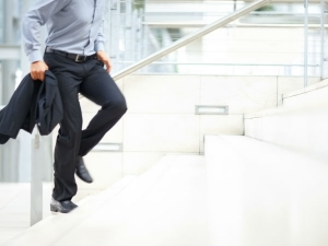 Opt For Stairs Not Soda To Feel More Energised At Work