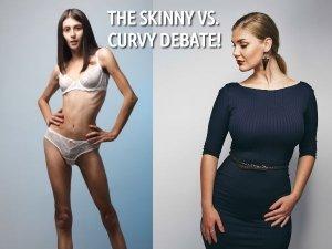 Why Men Love Curvy Women