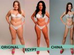 How Women Look Beautiful In Different Countries
