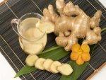 Ginger Water Remedy Burn Fat Hips Thighs Waist