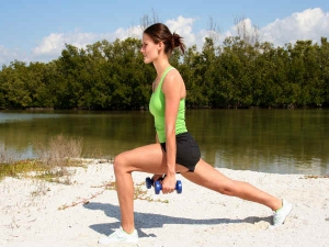 Exercise Helps Burn Bone Fat Make Them Stronger