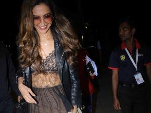 Deepika All Set For Festival De Cannes Looks Stunning As She Leaves For The Festival