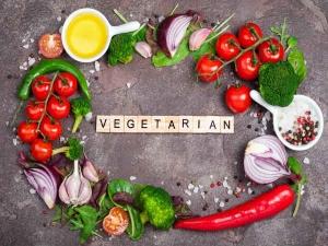 Vegetarian Foods Boost Metabolism Burn Calories