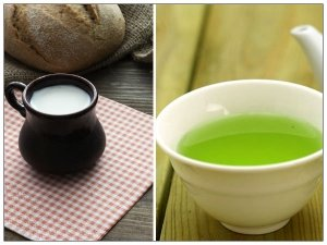 Can You Add Milk To Green Tea
