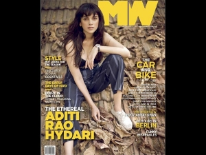 Omg Aditi Steams The Cover Shoot The Man S World Magazine