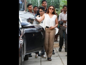 Carrying Formals With Style Rani Wearing Gucci