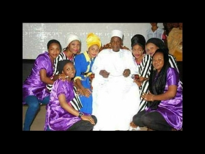 Nigerian Man Had 120 Wives And 203 Kids