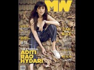 Omg Aditi Steams The Cover Shoot The Man S World Magazine